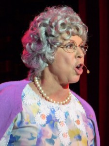 "Viki Lawrence as ""Momma"""