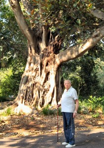 John and a Fig Tree