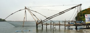 Kochi's Chinese Fishing Nets