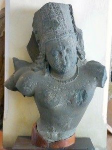 Trivikrama Vishnu from Elephanta, 6th Century CE