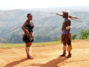 "Young Zulu's ""Courting"""