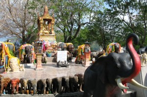 Elephant Shrine