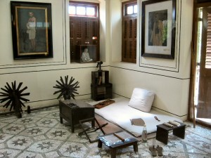 Mani Bhavan (Where Mahatma Gandhi Stayed While in Bombay, 1917-34)